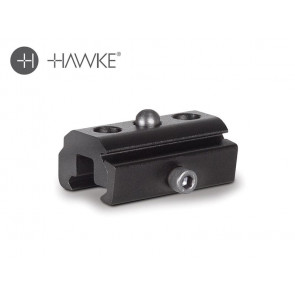 Hawke Weaver/Picatinny Clamp to Swivel Stud Bipod Adaptor