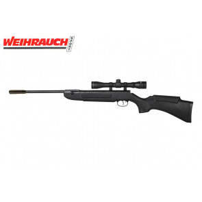 Weihrauch HW30S Synthetic Air Rifle Kit with 4x32 Scope