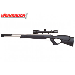 Weihrauch HW97KT Black Line Stainless Air Rifle