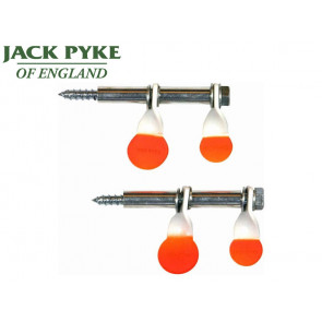 Jack Pyke Double Mini Spinner Targets (2 Pack)
