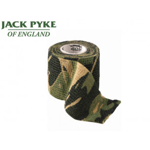 Jack Pyke Stealth Tape Woodland