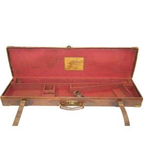 W J Jeffery Leather Case
