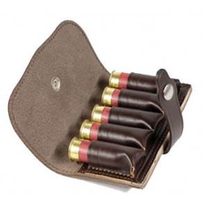 Leather Choke or Cartridge Holder