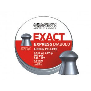 JSB Exact Express .177 Pellets 4.52mm