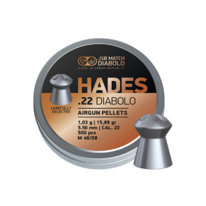 JSB Hades .22 Pellets 5.5mm