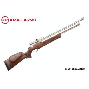 Kral Arms Puncher Walnut PCP Air Rifle