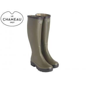 Le Chameau Giverny Jersey Lined Women's Boots