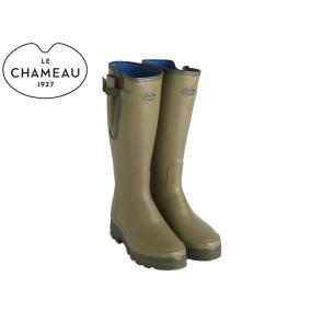 Le Chameau Vierzonord XL Neoprene Men's Boots