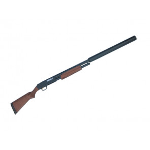 Mossberg 500 Hushpower Pump Action Shotgun