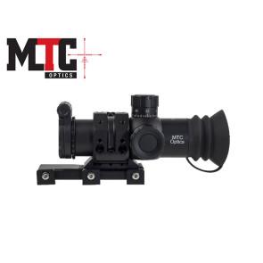 MTC Swat Prismatic Mini 12x50 Riflescope