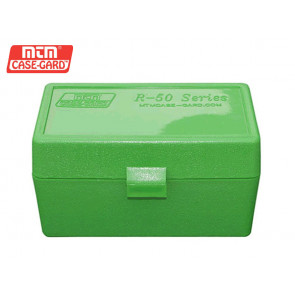 MTM R-50 Series 50 Round Rifle Ammo Box