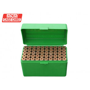MTM R-50 Series 50 Round Medium Rifle Ammunition Box