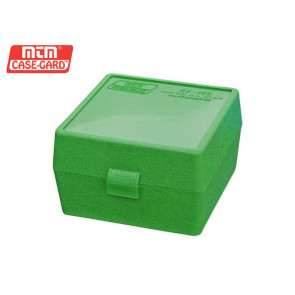 MTM R-100 Series 100 Round Rifle Ammo Box