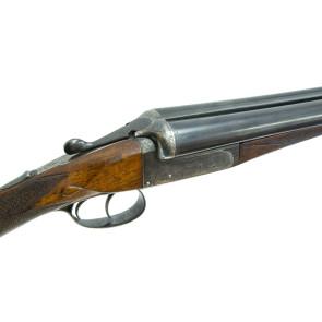 """Robert Lisle BLE 12g 28"""" Shotgun"""