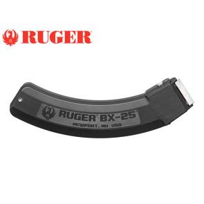 Ruger BX-25 10/22 Standard 25 Round 22LR Spare Magazine