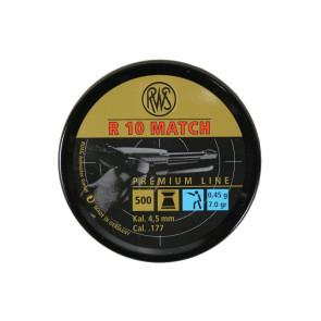 RWS R10 Match .177 Pistol Pellets 4.5mm