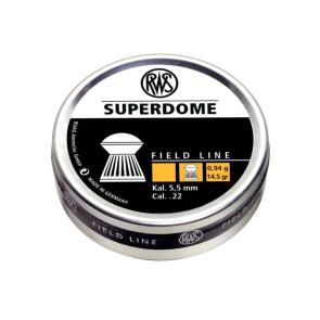 RWS Superdome .22 Pellets 5.5mm