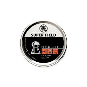 RWS Superfield .177 Pellets 4.52mm