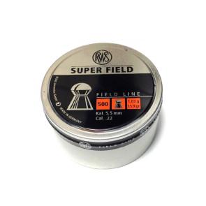 RWS Superfield .22 Pellets 5.5mm