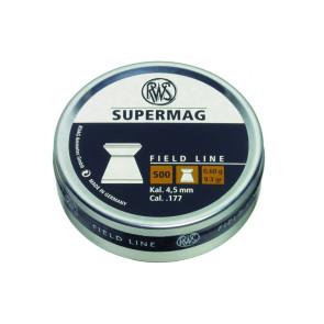 RWS Super Mag .177 Pellets 4.5mm