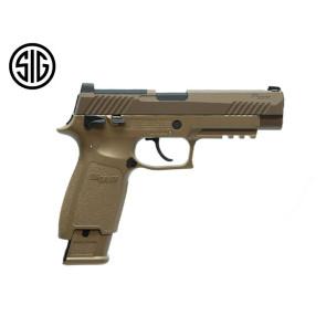 Sig Sauer M17 Advanced Sport Pellet Air Pistol (.177) - Coyote Tan