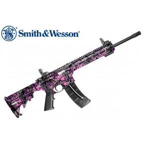 Smith & Wesson M&P 15-22 Sport Muddy Girl Purple .22LR