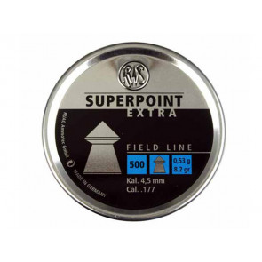 RWS Superpoint Extra .177 Pellets 4.5mm