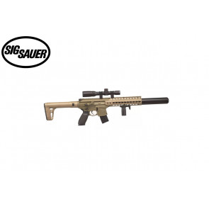 Sig Sauer MCX FDE with 1-4x24 Scope