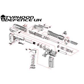 Typhoon Spare Parts