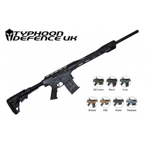 Typhoon F12 Sport 12g Semi-Auto Shotgun black and colour variants