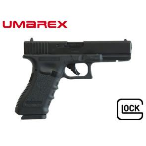 Umarex Glock 17 Dual Ammo CO2 Pistol BB & Pellet