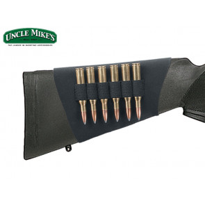 Uncle Mike's Neoprene Buttstock Shell Holder