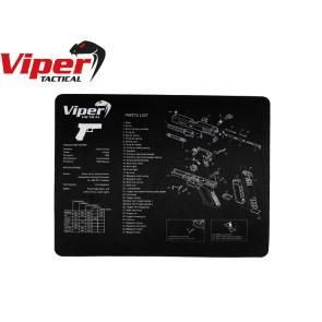 Viper Tactical Pistol Cleaning Mat - Glock