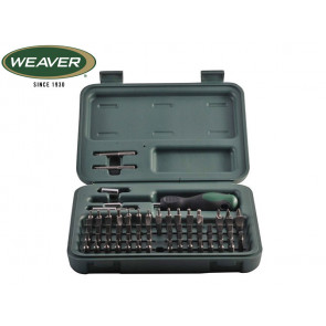 Weaver 77-Piece Multi Bit Tool Kit
