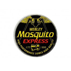Webley Mosquito Express .177 Pellets 4.5mm