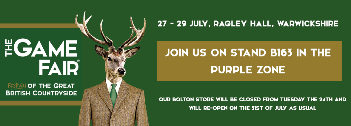 Join us at the Game Fair 2018