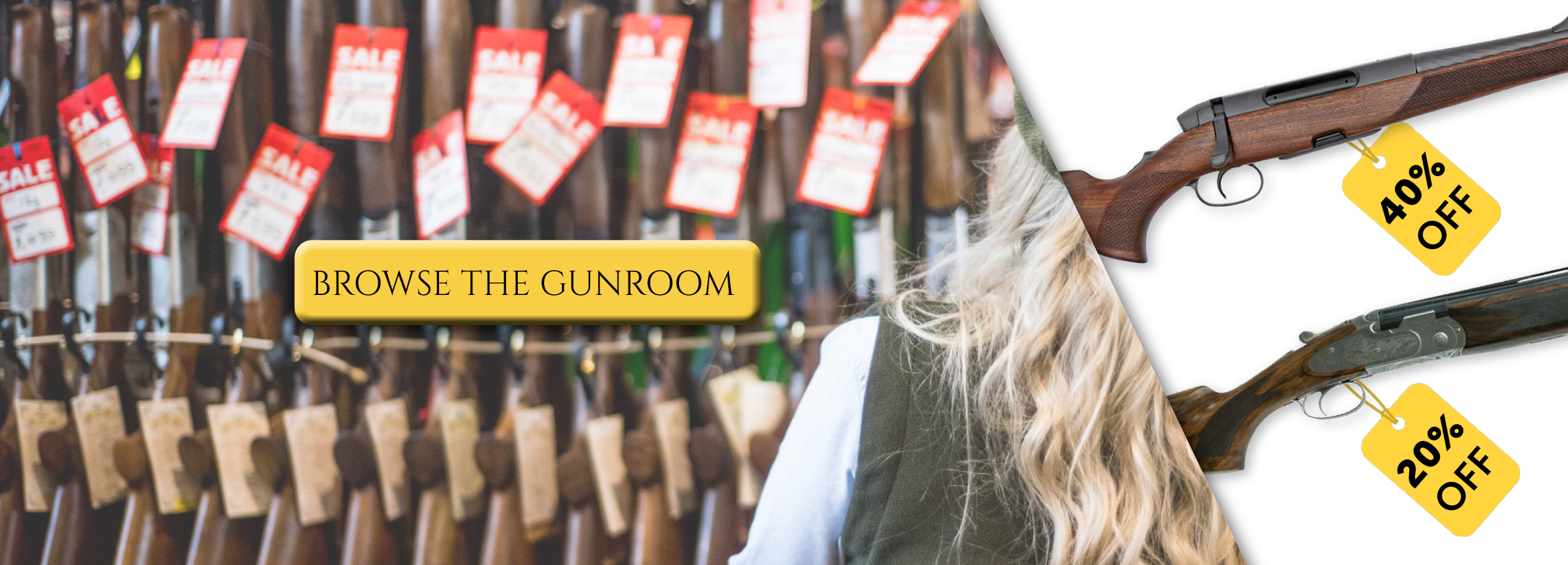 Gunroom Sale