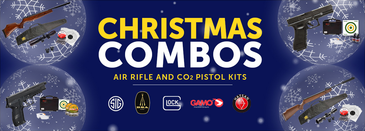 Christmas Airgun Packages
