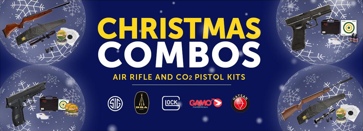Air guns Christmas Deal
