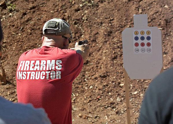 Shoting Instructor
