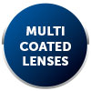 Multi-coated lenses