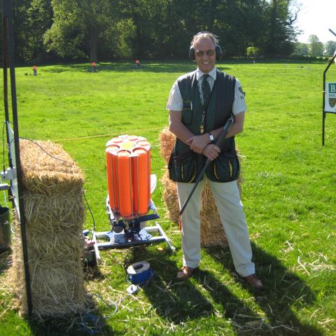Peter Wroe Shotgun Instructor